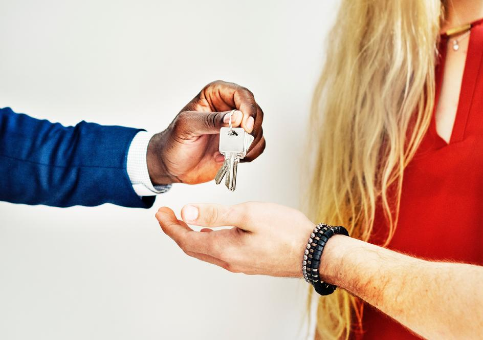 6 easy steps to get the keys to your home